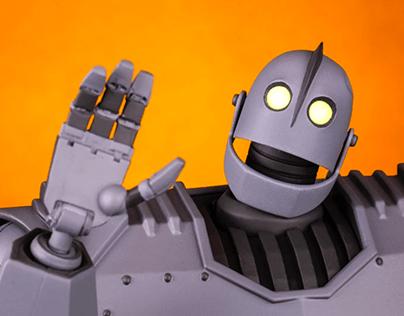 Mondo Mecha Iron Giant
