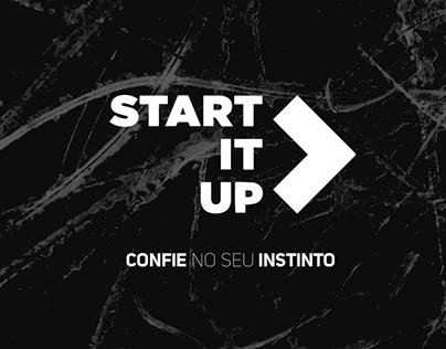 Start It Up | Campanha | Prints