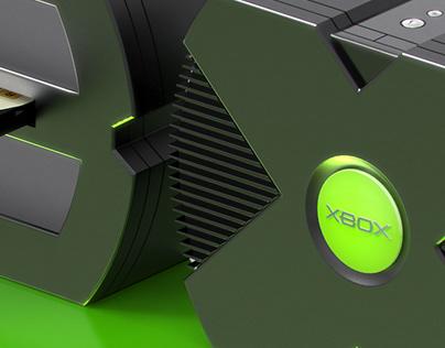 XBOX - 3D Type