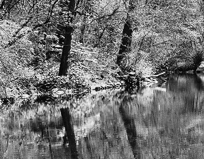 SP '16 - B&W Photography: Landscapes
