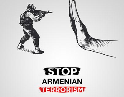 Stop Armanian terrorism