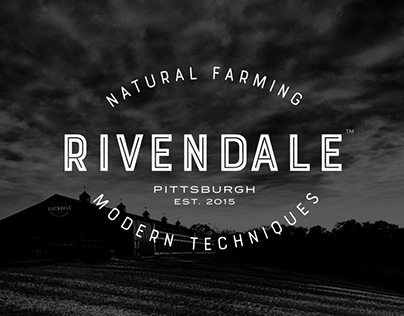 Rivendale Farms - Brand Identity & Food Packaging