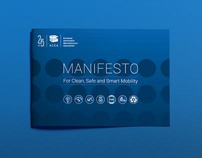 ACEA - Illustrated manifesto