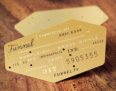 * Funnel : Commercial Art//