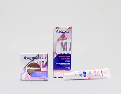 Asepxia Make Packaging