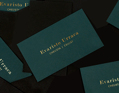 Evaristo Urraca — CI & Website