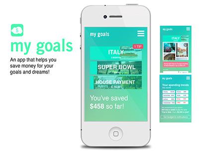 OpenIDEO Finalist: Financial App