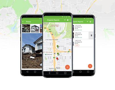 Damage Assessment Mobile App