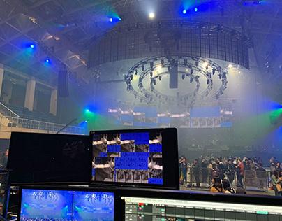 2019|鄭宜農《給海王星 Dear Uranus 演唱會》視訊 Layout Design