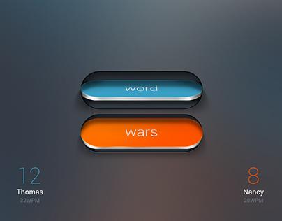 2015 Word Wars(Typing game)