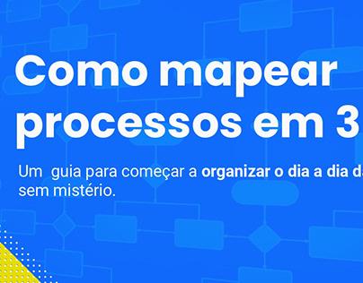 Ebook Mapeamento de processos