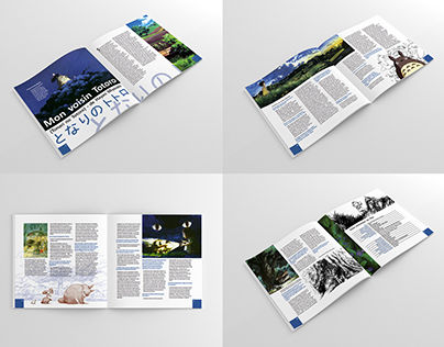 Brochure Mon Voisin Totoro