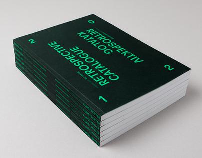 Retrospektiv Katalog Hordaland Kunstsenter