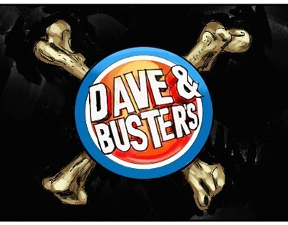 Dave and Busters storyboards