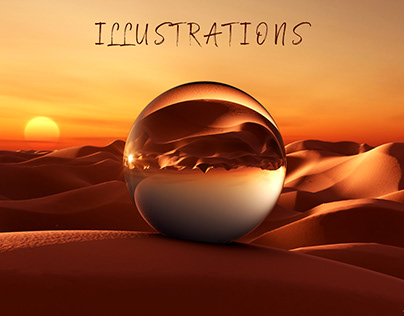 Illustrations : Digital drawings