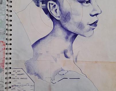 GCSE Fine Art - Ed Fairburn
