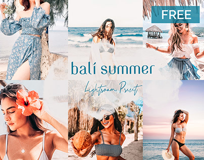 FREE Bali Summer Lightroom Mobile Preset