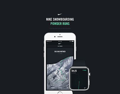 Nike Snowboarding: Powder Runs