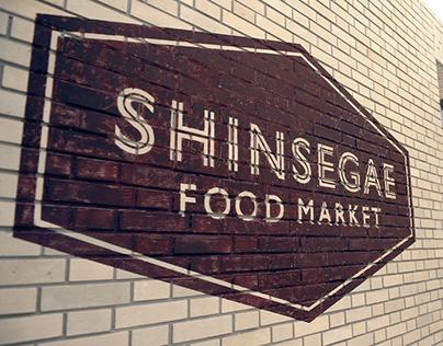 Shinsegae Food Market_Wayfinding