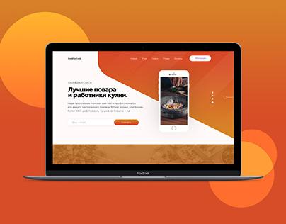 CFC — Website design