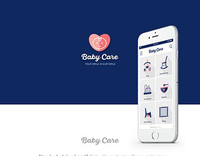 Baby Care App