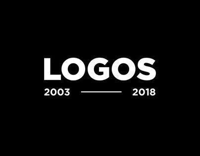 Logos 2003 - 2018