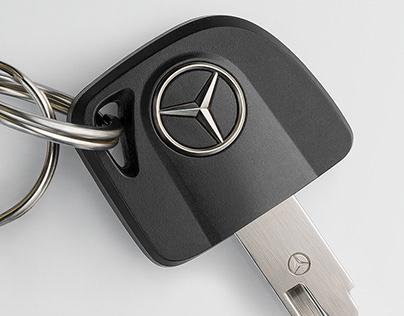 Mercedes-Benz - Family Keys