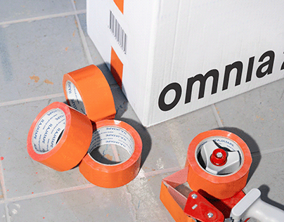 Omnia2 — Brand Identity