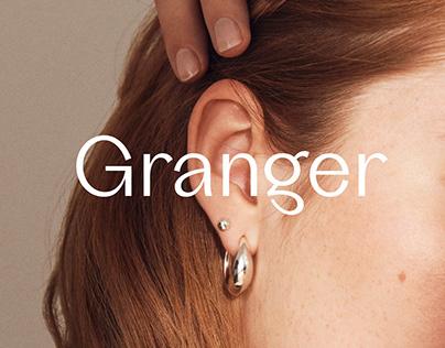 Granger, Montréal-based jewellery designer