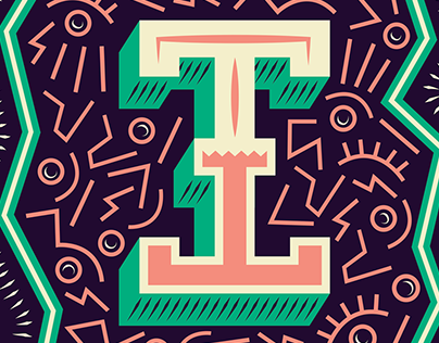 "From A-Z Series: The Letter ""I"" #GraphicDesignMonth"