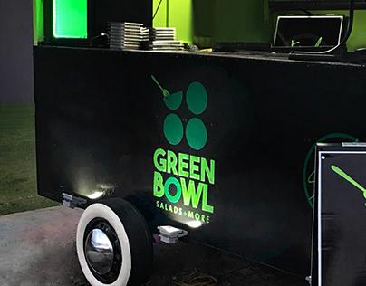 GREEN BOWL | GK/DC_Brand Concept
