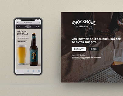 Knockmore Brewhouse | Website