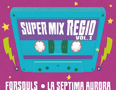 Super Mix Regio 2019