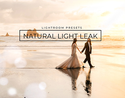20 Natural Light Leak Lightroom Presets+Mobile Version
