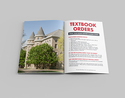 University Store Textbook Guide