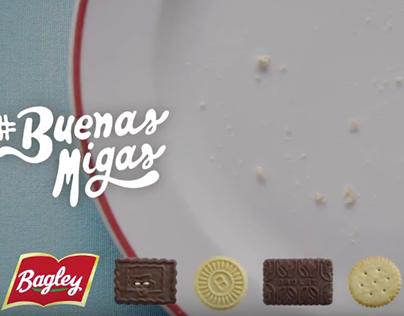 BAGLEY Buenas Migas I & Buenas Migas II