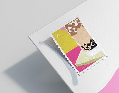 Stamp Design 郵票設計 | 台灣日常縫隙 Taiwan Daily