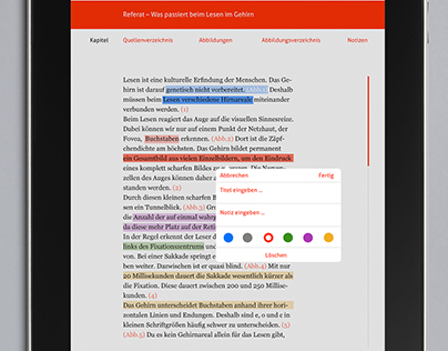 Tetere – Technical Text Reader