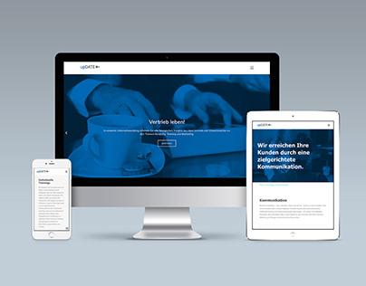 Website Relaunch upDATE