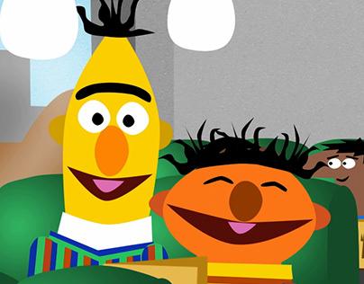 """More Animations for Sesame Street's Abby & Elmo """"I Spy"""""""