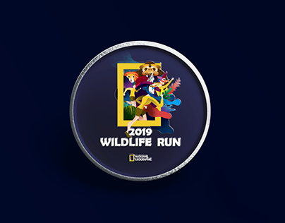 2019 NATIONAL GEOGRAPHIC WILDLIFE RUN