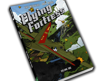Flying Fortress - A pulp WWII adventure throughout time