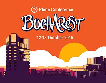 International Plone Conference - Bucharest, 2015