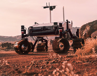EARTH7 Rover