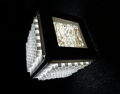 Wave - Paper Lamp