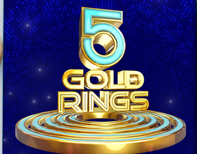 5 GOLD RINGS - Animations