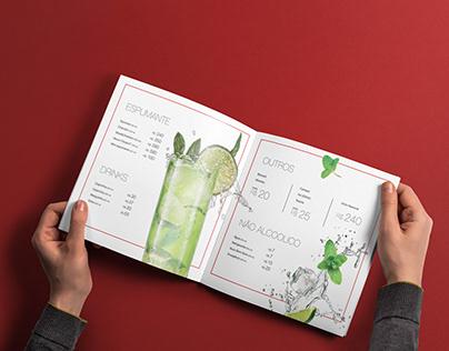 editorial - menu café show