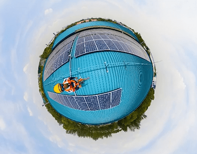 Ray Go Solar 360º Video