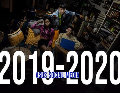 Social Media - ASUS Perú