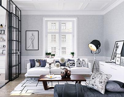 Stockholm's Apartment